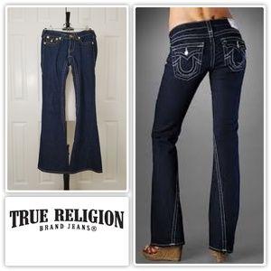 True Religion Joey Big T Jeans - Size 27